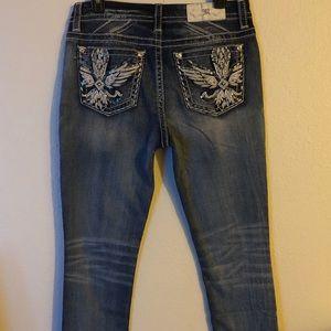 NWT Miss Me premium jeans size 28